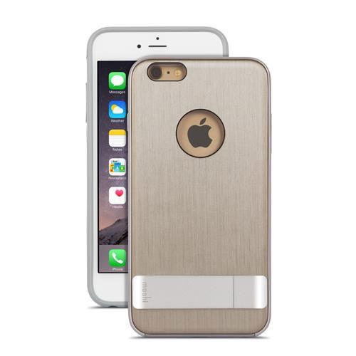 Moshi Kameleon Case for iPhone 6/6s Plus - Titanium
