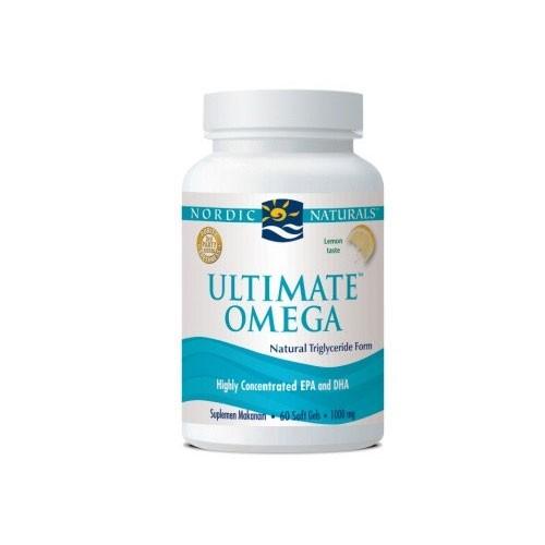 Nordic Ultimate Omega - 60 Softgels