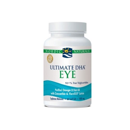 Nordic Ultimate DHA Eye - 60 Softgels