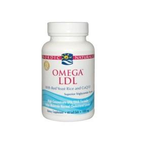 Nordic Omega LDL - 60 Softg