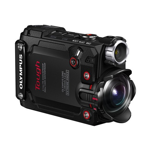 Olympus Stylus Tough TG-Tracker Action Camera - Black