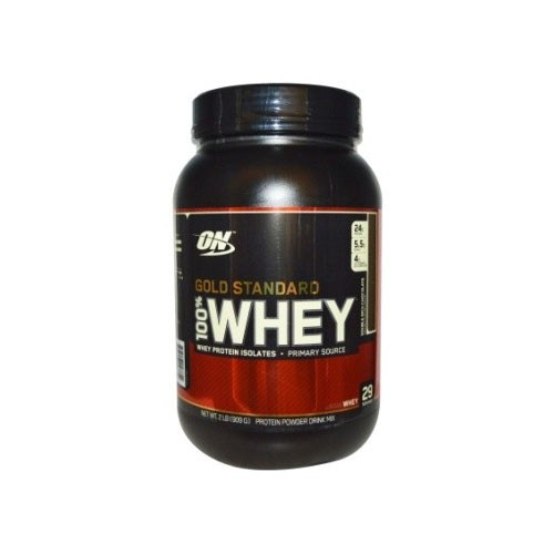 Optimum Nutrition Whey Gold Standard Chocolate - 2 Lbs