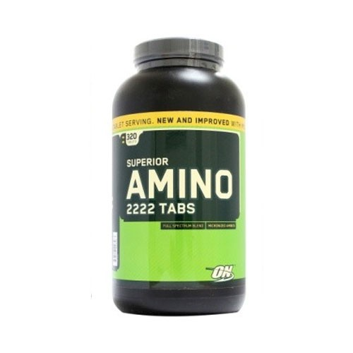 Optimum Nutrition Amino 222 - 320 Tablet