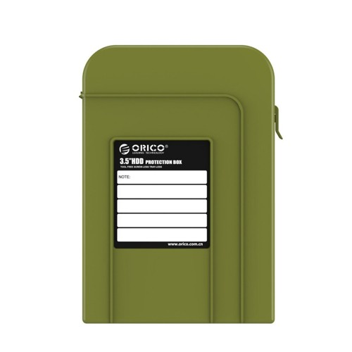 Orico 3.5 Inch HDD Protector PHI-35 - Green