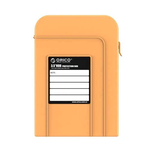 Orico 3.5 Inch HDD Protector PHI-35 - Yellow
