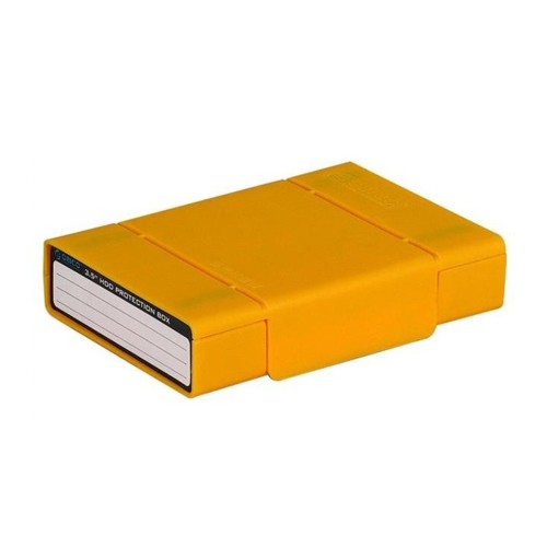 "Orico PHP-35 3.5""HDD Protection box - Yellow"
