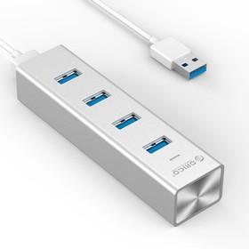 Orico Alumium 4 Ports USB 3