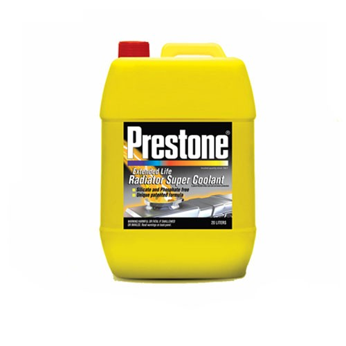 Prestone Extended Life Radiator Super Coolant (Concentrated) - 20 Liter