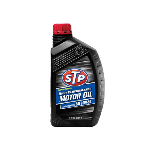 STP Motor Oil SAE 20W-50 - 946ml