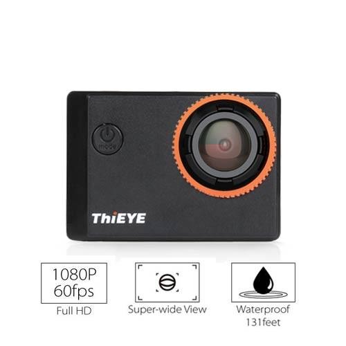 ThiEYE ACtion Camera Wifi i60 1080P - Black