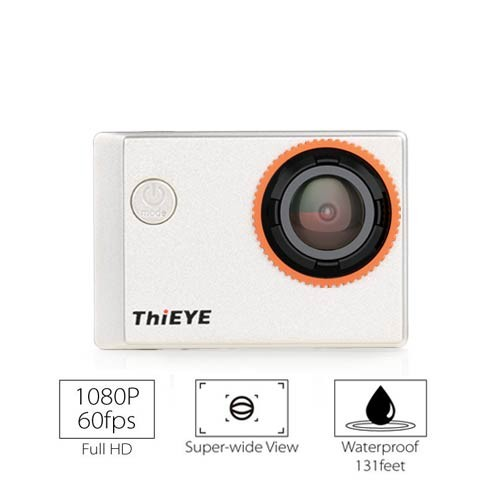 ThiEYE ACtion Camera Wifi i60 1080P - Silver