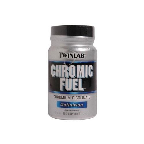 Twinlab Chromic Fuel - 100 Caps