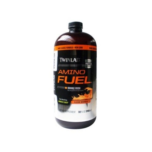 Twinlab Amino Fuel Liquid Conc - 32 OZ
