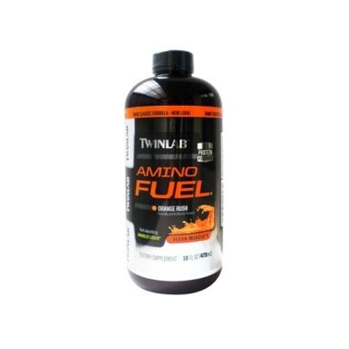 Twinlab Amino Fuel Liquid Conc - 16 OZ