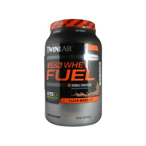 Twinlab 100% Whey Protein Fuel Choc - 2 LB