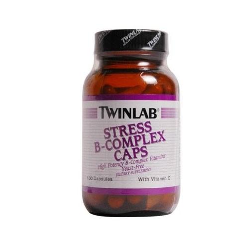 Twinlab Stress B Complex - 100 Caps