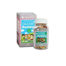 Wellness Calcium Gummy Kids
