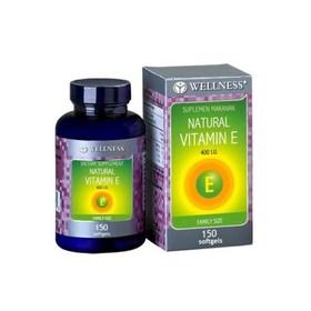 Wellness Natural Vitamin E-