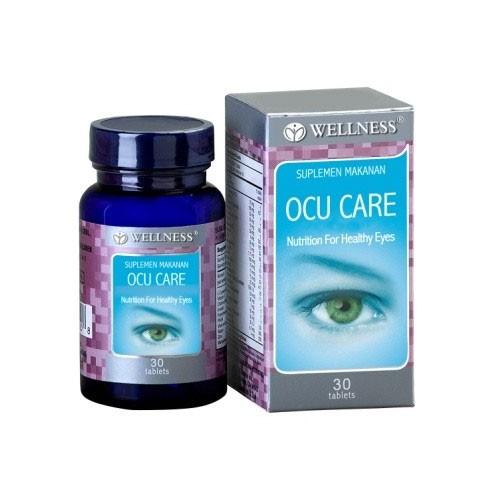 Wellness Ocu Care - 30 Tabs