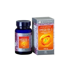 Wellness Omega RX - 3 - 60
