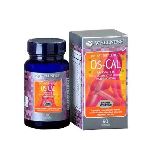 Wellness Os-Cal - 60 Softgels