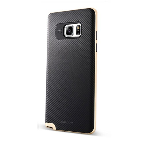 Joyroom Casing for Galaxy Note FE - Golden