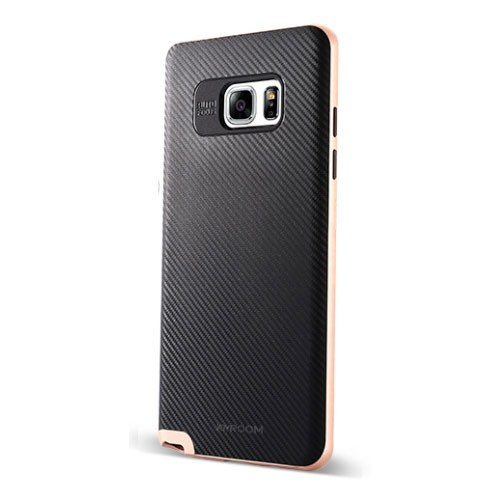 Joyroom Casing for Galaxy Note FE - Rose Golden