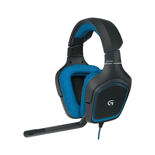 Logitech Surround Sound Gaming Headset G430 - Blue