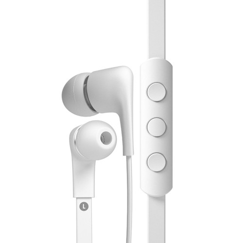 a-Jays Five In-ear Headphone for Android - White