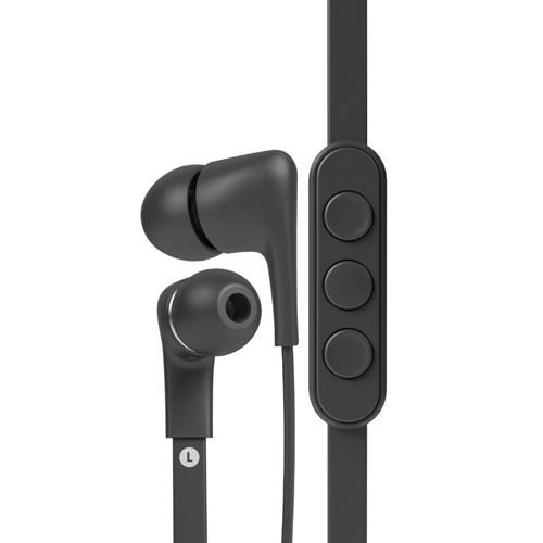 a-Jays Five In-ear Headphone for IOS - Black