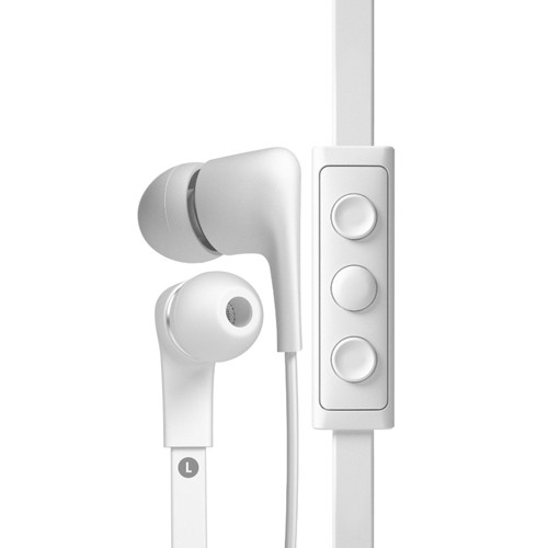 a-Jays Five In-ear Headphone for Windows - White
