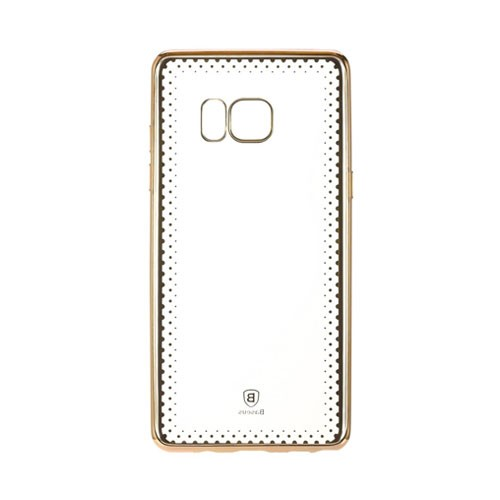 Baseus Shining Case for Galaxy Note FE - Gold