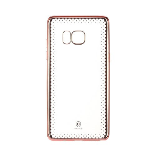 Baseus Shining Case for Galaxy Note FE - Rose Gold