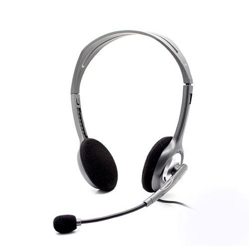 Logitech Headset Stereo H110  - Black