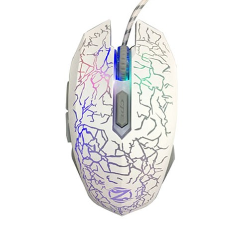 Mouse Gaming Zornwee Z-032 - White