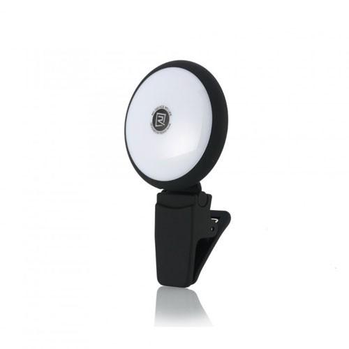 Remax Twilight Selfie Spotlight Flash Nine Brightness - Black