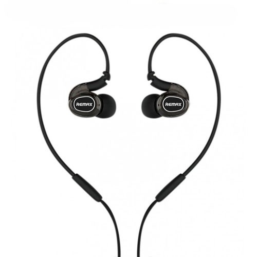 Remax In-ear Headphone RM-S1 Pro Sport  - Gray