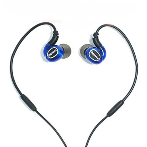 Remax In-ear Headphone RM-S1 Pro Sport - Blue