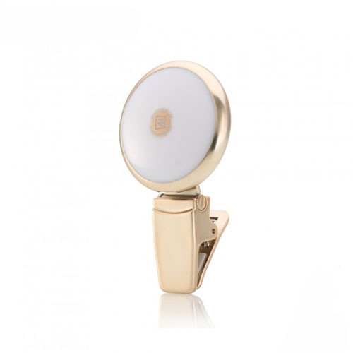 Remax Twilight Selfie Spotlight Flash Nine Brightness - Gold