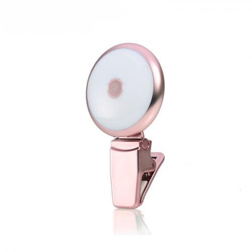 Remax Twilight Selfie Spotlight Flash Nine Brightness - Pink