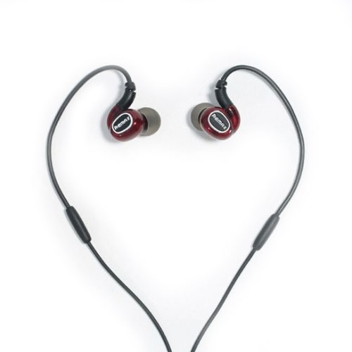 Remax In-ear Headphone RM-S1 Pro Sport - Dark Red