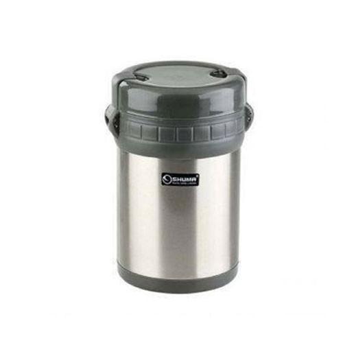 Shuma Vacuum Lunch Box 1500ML SHLB1500A - Grey