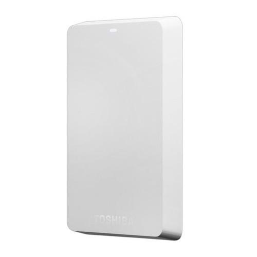 Toshiba Canvio Ready 3.0 Portable Hard Drive 2TB - White