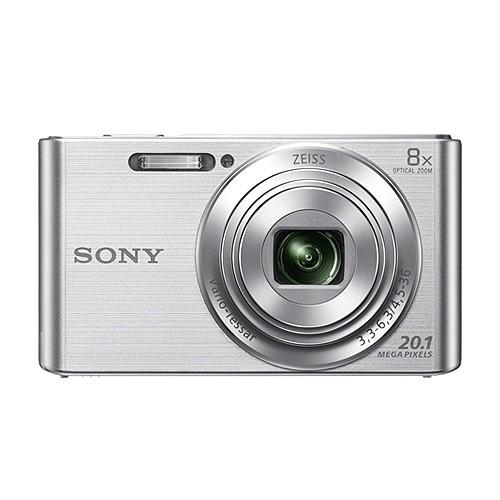 Sony CyberShot DSC-W830 - Silver