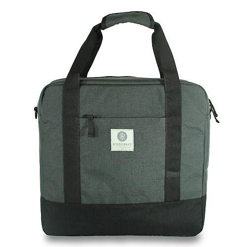 Ridgebake Bag Weekdays - Charcoal & Black