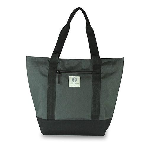 Ridgebake Tote Bag Runner - Charcoal & Black