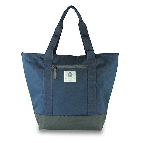Ridgebake Tote Bag Runner - Navy & Charcoal