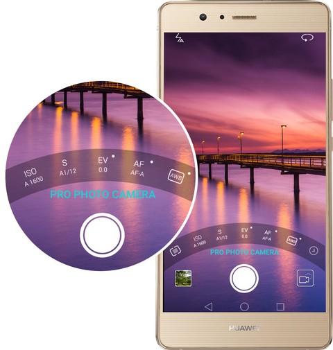 Huawei P9 Lite - Gold