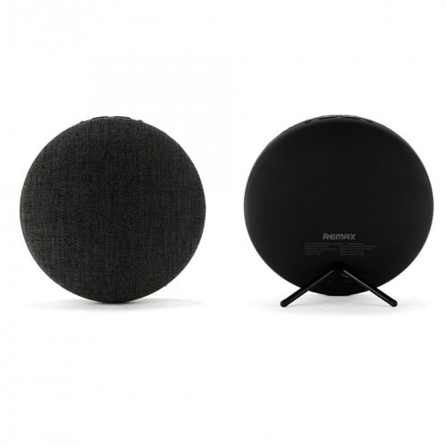 Remax Bluetooth Speaker Hi-Fi Stereo with Canvas Fabric RB-M9 - Black