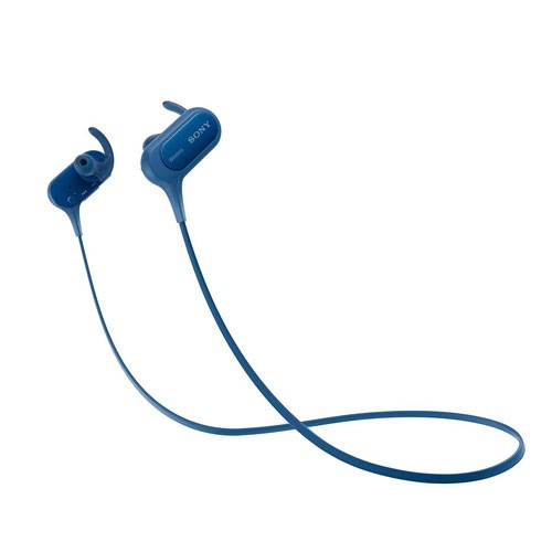 Sony Extra Bass Sports Bluetooth In-ear Headphones MDR-XB50BS - Blue